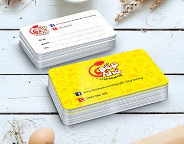 Name Card Bếp Nhỏ